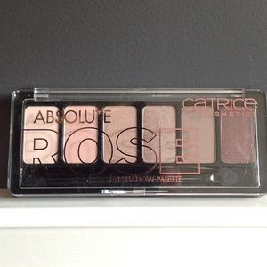 Other - Catrice Cosmetics Absolute Rose Palette
